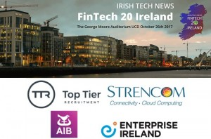 Ireland to FinTech Firms
