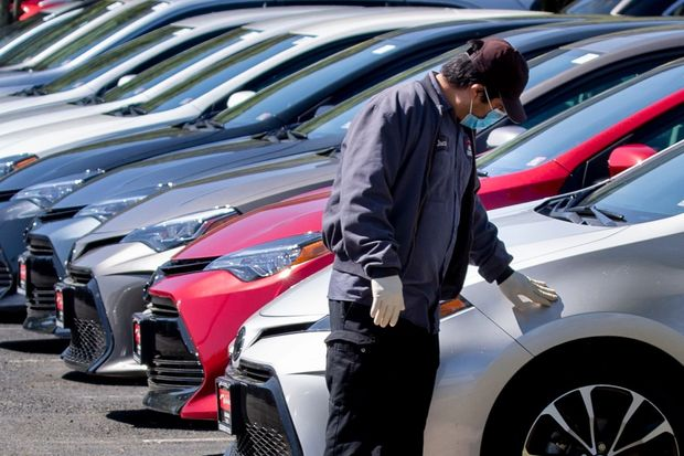 Dealerships and Covid Crisis